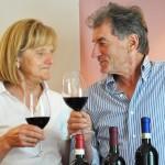 Dario Cocito e la moglie Elsa