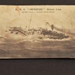 La nave Ormonde