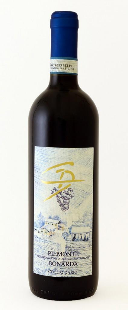 Piemonte Bonarda DOC - Cocito Dario (bottiglia)