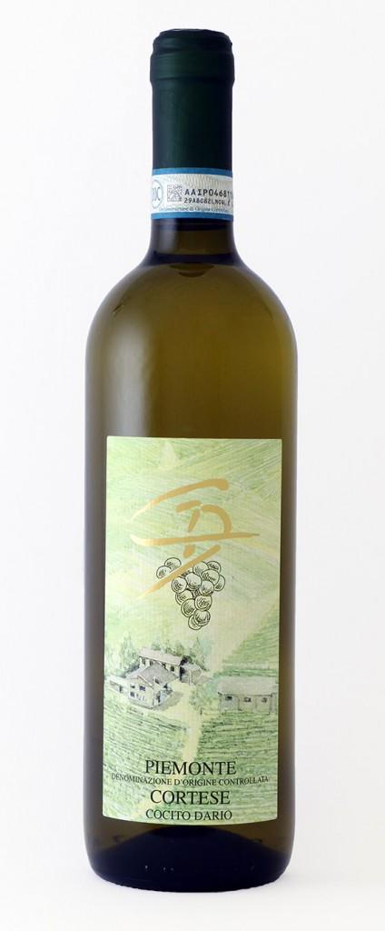 Piemonte Cortese DOC - Cocito Dario (bottiglia)