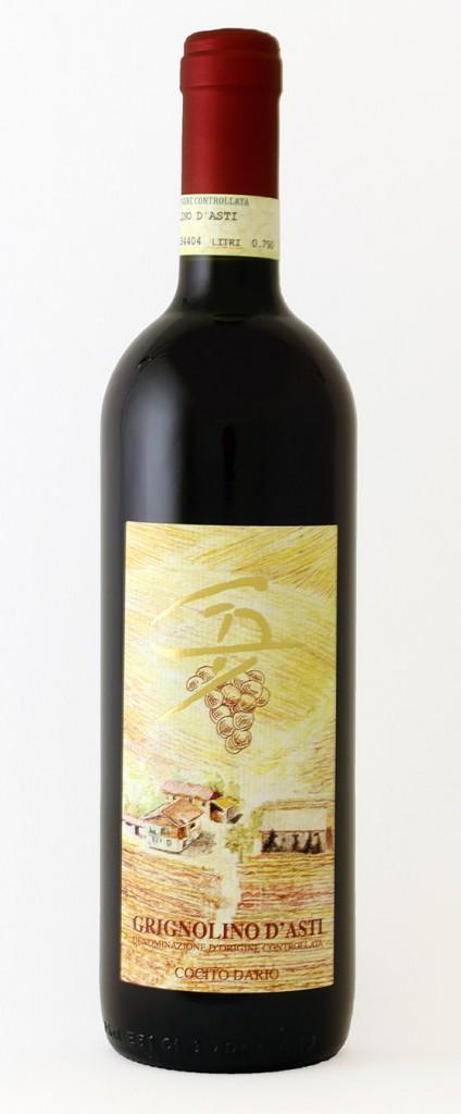 Grignolino d'Asti DOC - Cocito Dario (bottiglia)