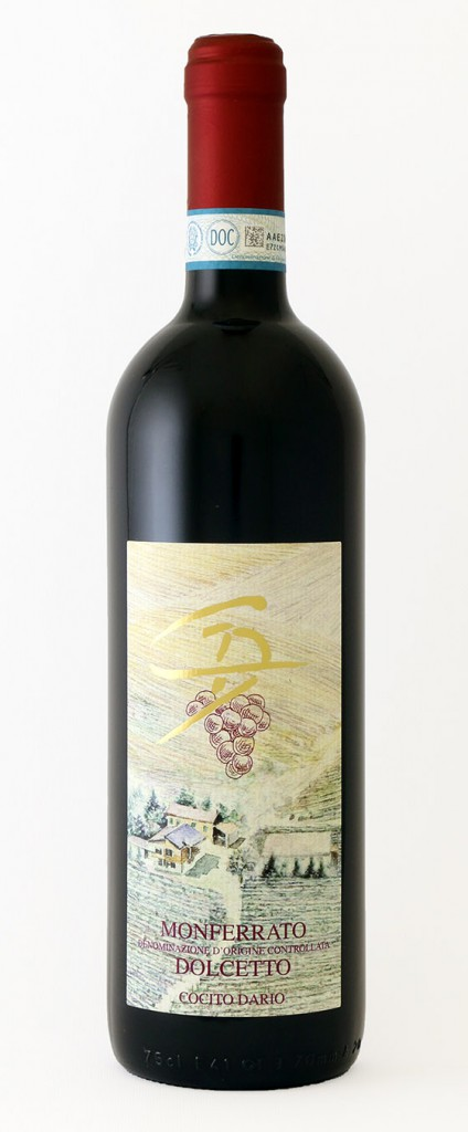 Monferrato Dolcetto DOC - Cocito Dario (bottle)