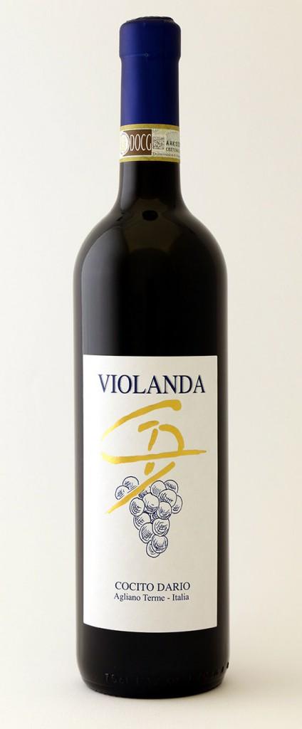Barbera d'Asti Superiore DOCG Violanda - Cocito Dario (bottle)